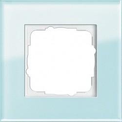 Ramka pojedyncza Gira Esprit Szkło seledynowe